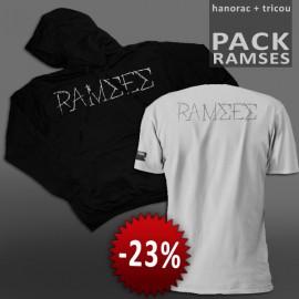 Pack tricou + hanorac Ramses