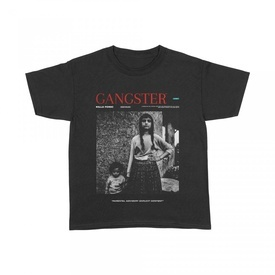 Gangster [Tricou] - Black