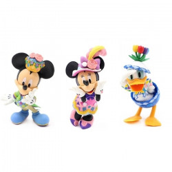 Set 3 figurine Mickey&Friends, Party Day, 12 cm