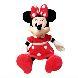 Mascota Toys Rosu 80 cm Minnie Mouse din plus