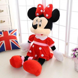 Mascota Toys Rosu 100 cm Minnie Mouse din plus