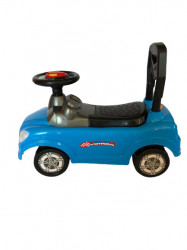 Masinuta de impins fara pedale Ride-on, Blue