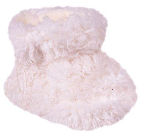 Botosei Ciufulici - Ivoire (Marime Disponibila: 0-6 luni)