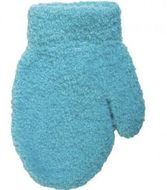 Manusi Warmy - Culoare bleu-turquoise (Marime Disponibila: 2-3 ani)