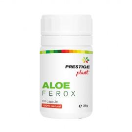 Poze Aloe Ferox 60 cps (slăbire, antioxidanți, detoxifiere)