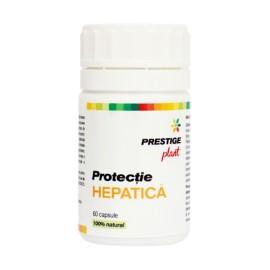 Poze Protecție Hepatică 60 cps (ficat gras, afectiuni hepatice, ciroza, hepatita)