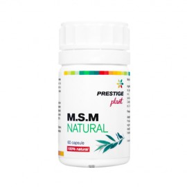 Poze MSM Natural 60 cps  (articulatii dureri)