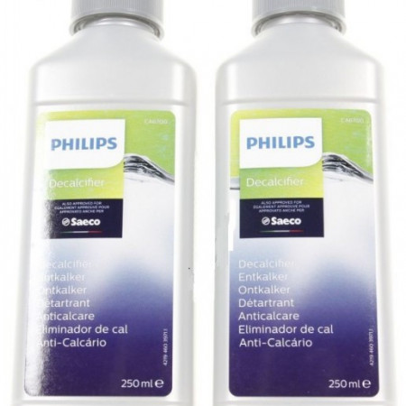 Anticalcar expresor Philips Saeco 2 X 250ML
