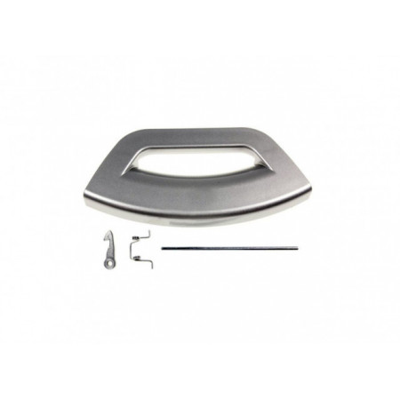 Maner usa hublou masina de spalat Hotpoint Ariston WMSD723SEU maner complet argintiu futura 488000292338C00292338