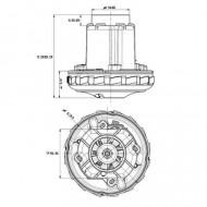 Motor aspirator Zelmer 919.0 ST Aquawelt Original 00145610