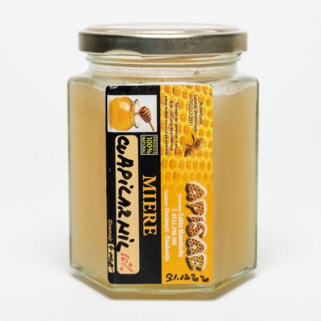 Apilarnil Forte 10% cu Miere de Salcam Apisab 400g