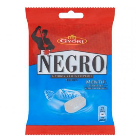 Bomboane Mentolate Negro Mentol