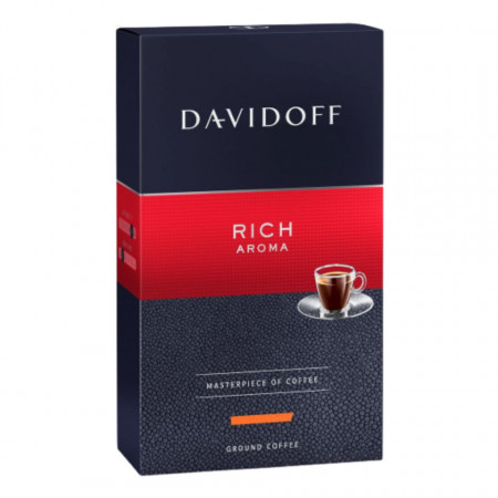Cafea Macinata Rich Aroma Davidoff 250g