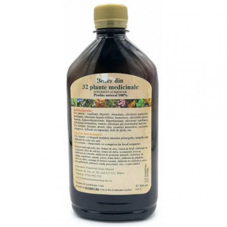 Biter din 32 Plante Medicinale