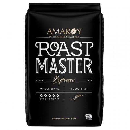 Cafea Boabe AMAROY RostMaster Espresso 1kg