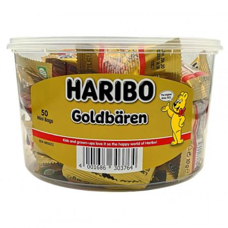 Jeleuri HARIBO GOLDBAREN 500g