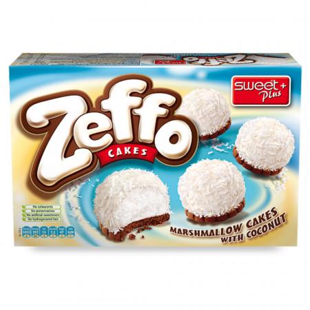 Prajituri ZEFFO cu spuma de Lapte si Cocos