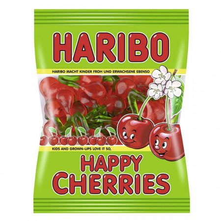 Jeleuri HARIBO Happy Cherries