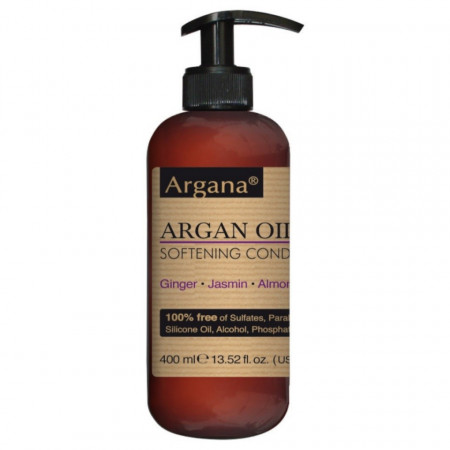 Balsam de par cu Ulei de Argan ARGANA 400ml