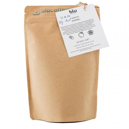 Cafea Boabe KENYA Blu Coffee 250g 100%Arabica