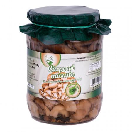 Ciuperci murate cu Marar Julia 720ml
