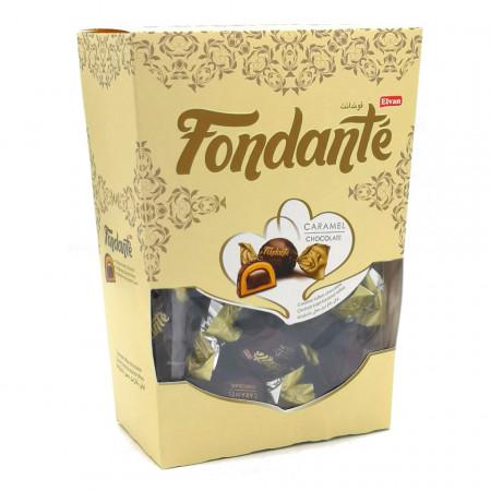Praline de Ciocolata cu Caramel si Vanilie FONDANTE