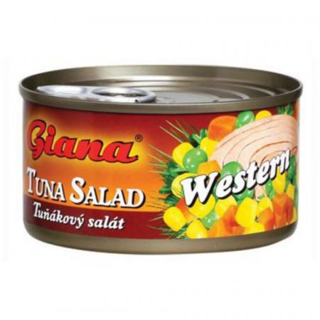 Salata de Ton cu legume Western 185g Giana