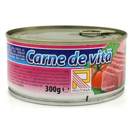 Carne de Vita in suc propriu 300g
