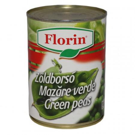 Mazare Verde Boabe Florin 425 ml