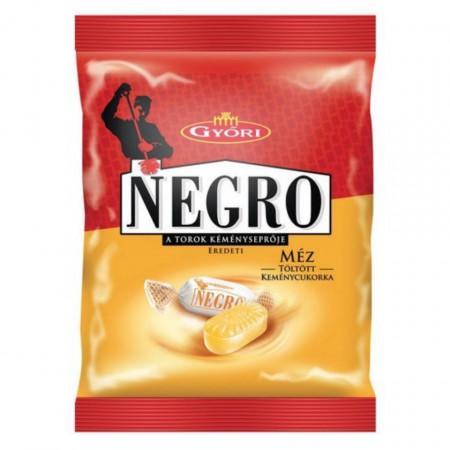 Bomboane Mentolate cu Miere Negro