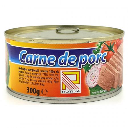 Carne de Porc in suc propriu 300g