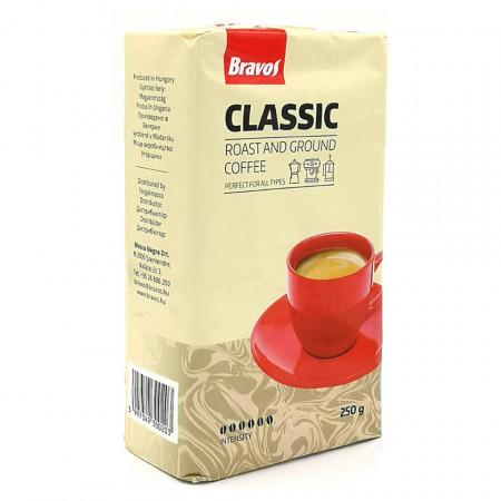 Cafea Macinata Classic Bravos 250g