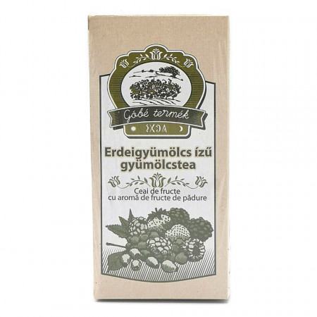 Ceai de Fructe de Padure GOBE 40g