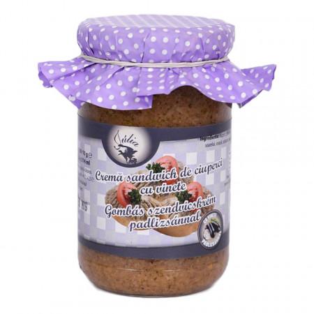 Crema sandwich de Ciuperci cu Vinete Julia 314ml