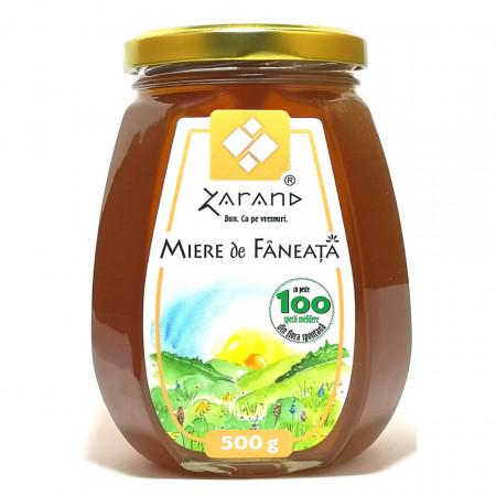 Miere de Faneata 0,5kg Poienita Zarand