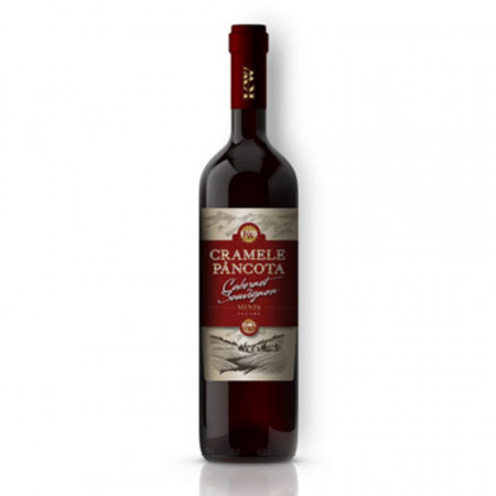 Vin Rosu Cabernet Sauvignon Pancota 0,75L