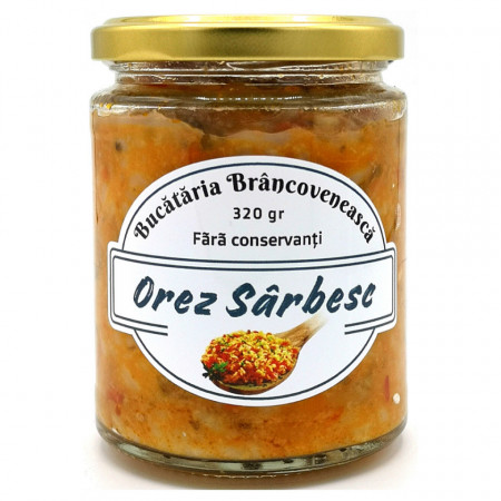 Orez Sarbesc Bucataria Brancoveneasca