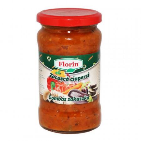 Zacusca cu Ciuperci Florin 314 ml
