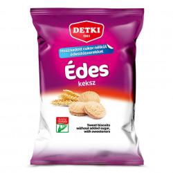 Biscuiti Dietetici cu Cereale DETKI FARA ZAHAR