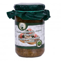 Crema sandwich de Ciuperci cu Spanac Julia 314ml