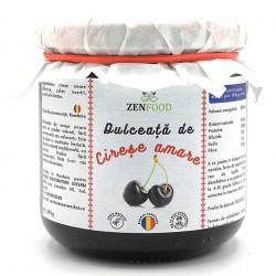 Dulceata de Cirese Amare ZenFood 220g