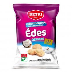 Biscuiti Dietetici cu Cocos DETKI FARA ZAHAR