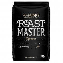 Cafea Boabe AMAROY RostMaster Espresso 1kg