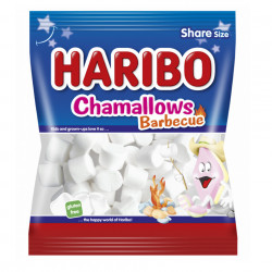 Jeleuri HARIBO CHAMMALLOWS BARBECUE