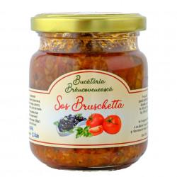 Sos pentru Bruschette Bucataria Brancoveneasca 314ml