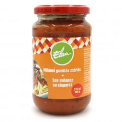 Sos pentru Paste cu Ciuperci Milaneze 370ml Elan