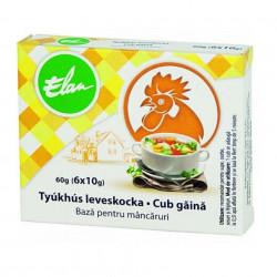 Baza tip cub pentru Mancaruri cu gust de Gaina ELAN