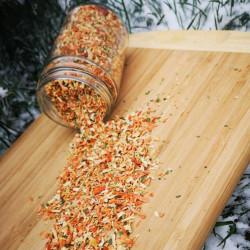 Amestec de legume deshidratate Traista Noastra