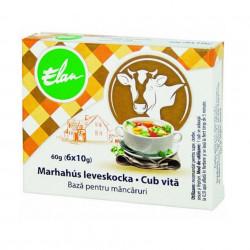 Baza tip cub pentru Mancaruri cu gust de Vita ELAN