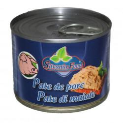 Pate Porc Silvania Food 200g